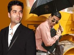 Akshay Kumar Karan Johar Unites To Make A Film