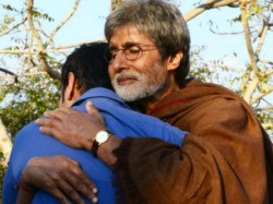 Amitabh Bachchan Releases New Pictures Satyagrah Blog
