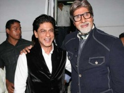 Amitabh Shahrukh Dilip Together On Filmfare Cover