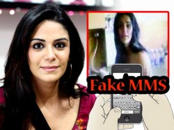 Mona Singh Mms Is Fake Says Police