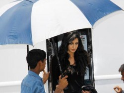 Ranbir Kapoor Katrina Kaif Together In Filmcity