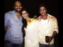 Deepika Padukone Wraps Up Shooting Shahrukh Khan