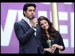 Pics Aishwarya Rai Bachchan Abhishek Chime For Change