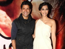 Bhaag Milkha Bhaag Success Party Farhan Sonam