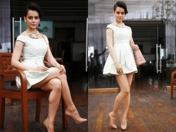 Kangna Ranaut Launched Her Website To Connect With Fans