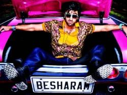 Besharam Means Ranbir Kapoor Hatrick Fans