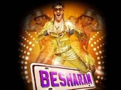 Besharam Wednesday 4700 Cinema Internationally 210 United States
