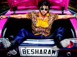 Besharam Collected 20 Crore First Day Box Office Report