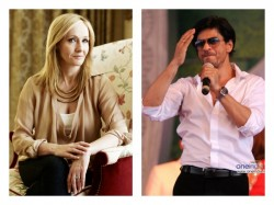 Shahrukh Khan Copies Harry Potter Author J K Rowling Speech
