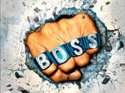 Boss Movie Poster Entered Guinness Book Of World Record
