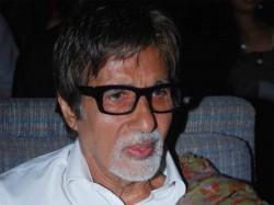 Amitabh Bachchan Feeling Better Started Working