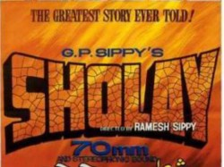 Rs 25 Crore Spent On Sholay 3d Daid Pen India Pvt Limited