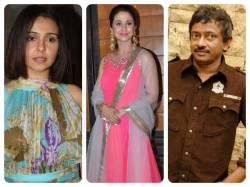 Ram Gopal Verma Likes Women Bodies Suchitra Krishnamoorthi Drama Queen