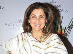 Dimple Kapadia To Make Her Hollywood Debut In Christopher Nolan Tenet
