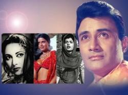 Death Anniversary Three Women Dev Anand Life