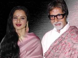 Rekha Paired Opposite Amitabh Bachchan Aditya Chopra Next