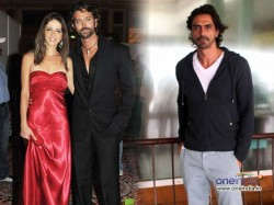 Hrithik And Sussanne Divorce Can Put Arjun Marriage In Trouble