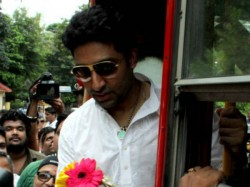 I Ve Never Watched Sholay On Big Screen Abhishek Bachchan