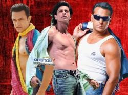 Congratulate Shahrukh Khan On Winning The Title The Sexiest Man B Town