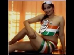Actress Tanisha Singh Poses Nude For Rahul Gandhi