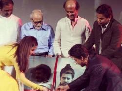 Kochadaiiyaan Music Launch India First Photo Realistic 3d Film