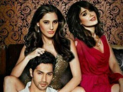 Nargis Fakhri Works On Her Hindi Stays Away From Cat Fight
