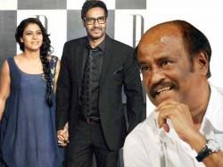 April Fool Kajol Loves Rajnikanth So Her Husband Ajay Devgan Upset