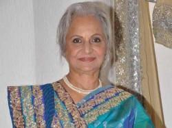 Waheeda Rehman Not Okay With Making Film On Her Life Why