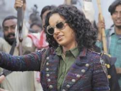 Kangana Ranaut Is Wild Violent Sexy Revolver Rani Track