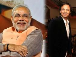 Vivek Oberoi Supports Narendra Modi Calls Him Karma Yogi Lse