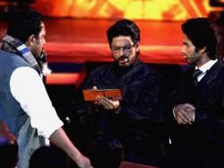 Salman Missed Iifa 2014 Because Of Kick Not Shahrukh Khan