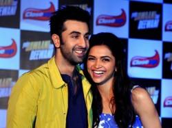 Again Ranbir Kapoor Dances Badtameez Dil With Deepika Padukone