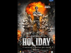 Holiday Soldier Is Never Off Duty Is Time Pass Film Audience