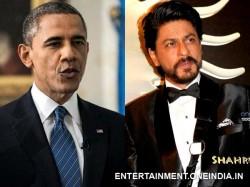 Barack Obama Shahrukh Khan Voted Most Admired Dads