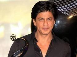 Shahrukh Khan Delighted At Southern Honour