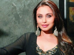 I Dated Aditya Only After His Divorce Now I Want Baby Rani Mukherjee