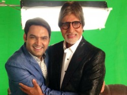 Kapil Sharma Is Amitabh Bachchan S First Guest On Kbc 8 Fans Happy
