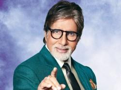 Amitabh Bachchan S Kbc Under Fire Fudging Female Foeticide Figures Haryana