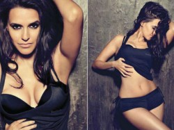 Holiday Pictures Hot Neha Dhupia Sweden Paris