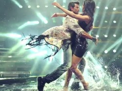 Hrithik Katrina Made Bang Bang Title Track Sexily Hot