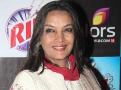 Veteran Actress Shabana Azmi 64 Today