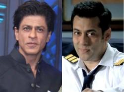 Salman Khan Never Misses Chance To Comment On Shahrukh