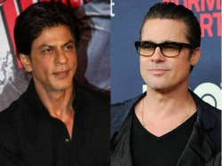 Brad Pitt S Fury Now Release India Post Shahrukh Khan Happy New Year