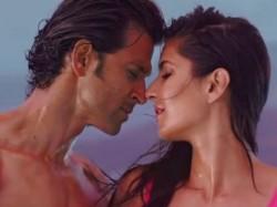 In Bang Bang Hrithik S Character Sizzling Romance With Lady Love Katrina Kaif