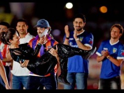Isl Pics Grand Opening Ceremony Bollywood Celebrities