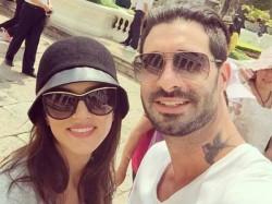 Sunny Leone Tweeted Trip Pics With Husband Daniel