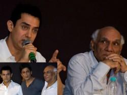Aamir Was The First Choice Shahrukh S Role Yash Chopra S Dar