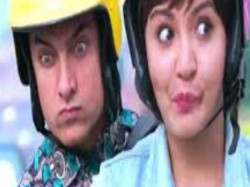 Pk New Song Love Is Wate Time With Aamir Khan Anushka Sharma