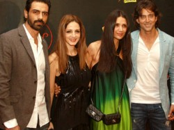 Suzzane Roshan Arjun Rampal Are More Than Friends Hrithik Defends