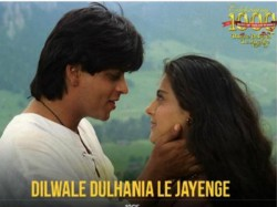 Shahrukh Khan S Best Romantic Scene Was An Impromtu From Ddl